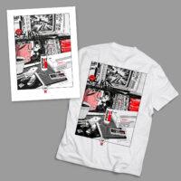 pack print + tee