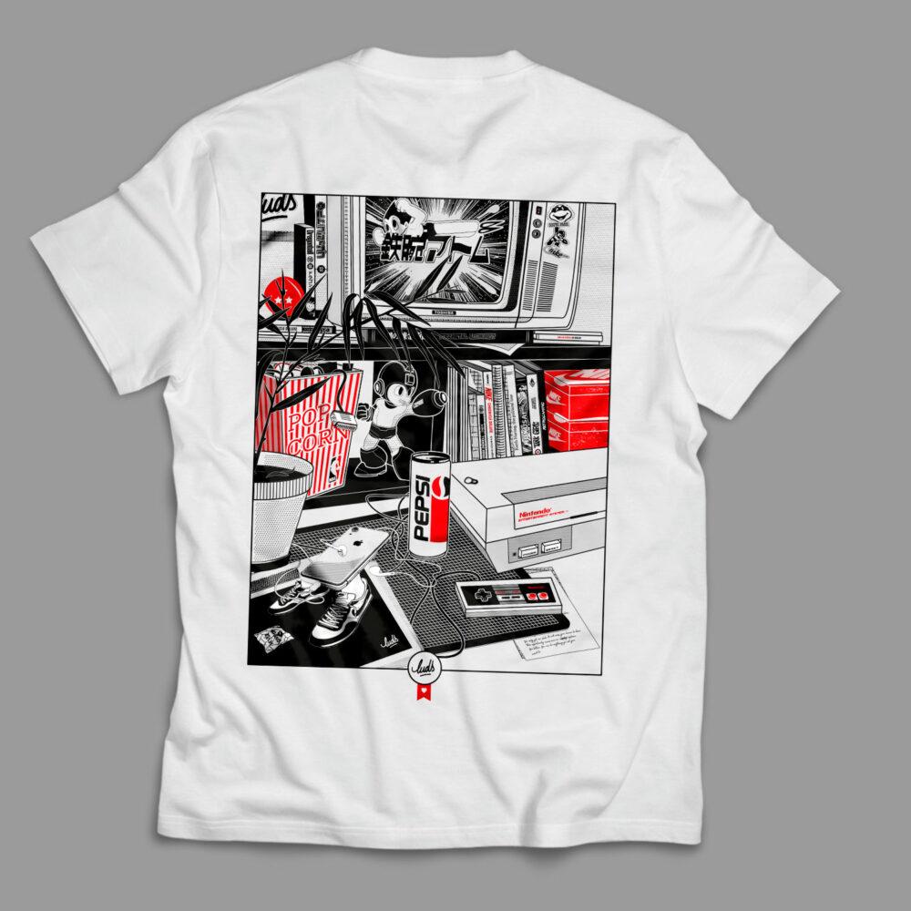 t shirt dos